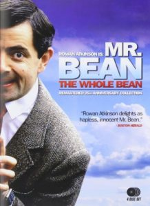 Mr. Bean Amazon Deal