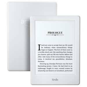 All new White Kindle!