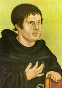Martin Luther Evangelism Quotes