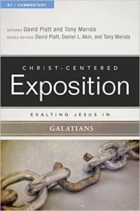 Tony Merida and David Platt on Galatians
