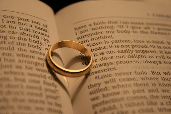 Contrary to popular opinion, 1 Corinthians 13 isn't merely a marriage passage.
