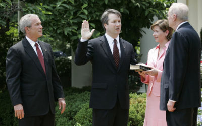 Sexual Assault, Brett Kavanaugh and the Justice of the Lord.  (with an assist from C.S. Lewis)